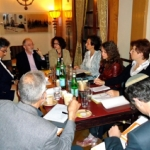 So ging es im April 2011 los – die Gründungsversammlung der GIS im King David Hotel in Jerusalem (Bild: privat).