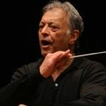 Der Star-Dirigent Zubin Mehta bei der Arbeit (Bild: Oded Antman).