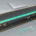 Eine neue Technologie für Elektrofahrzeuge (Bild: Webseite ElectRoad)