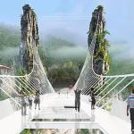 Auf der von Dotan designten Brücke sollen u.a Modeschauen stattfinden (Bild: Haim Dotan).
