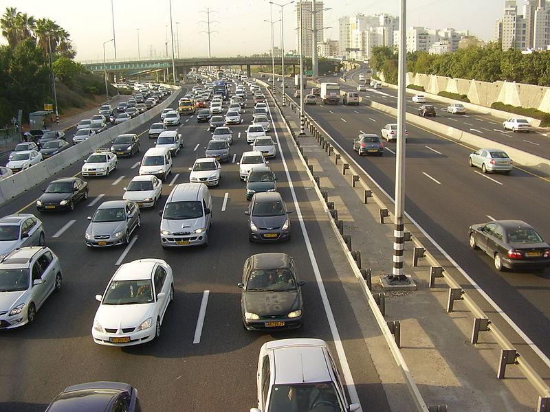 Israels Strassen werden immer gefährlicher (Bild: Avishai Teicher via the PikiWiki- Israel free image collection project).