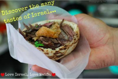 Eine Stadttour der kulinarischen Art bietet Haifa Street Food Tours (Bild: Webseite)