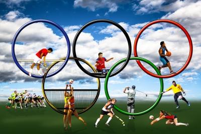 Wirtschaftlich lohnt sich die Olympiade für Israel in jedem Fall (Illustration: Pixabay.com).