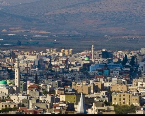 Die Ärzte-Stadt Arraba bei Googlemaps (Bild: Screenshot).