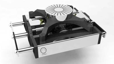 Der Motor von Aquarius Engines (Bild: Presse)