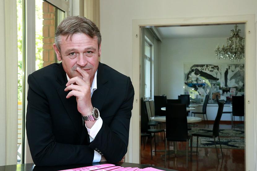 Schweizer Botschafter in Israel: Jean-Daniel Ruch.