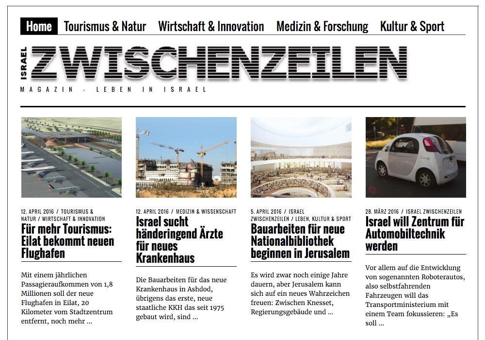 Zwischenzeilen Israel Zwischenzeilen Magazin Leben In Israel