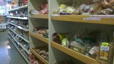 Ein einfaches Toastbrot kostet im Angebot immer noch 12,90 NIS (etwa 3 Euro, 3,20 CHF) – Preise, die viele Israelis auf die Palme bringen (Bild: Wikimedia/Rakoon)