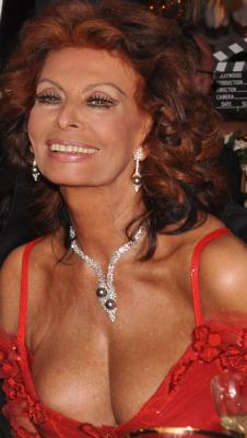 Einen Abend mit der Schauspielerin Sophia Loren gibt es bald in Tel Aviv zu erleben (Bild: Prince Power/wikimedia commons).