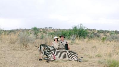 Absurd ästhetisch: 'Safari' von Ulrich Seidl (Foto: Ulrich Seidl Film Produktion)