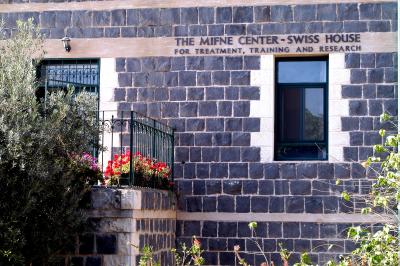 Das Mifne-Zentrum in Rosh Pina in Israel (Bild: Presse).